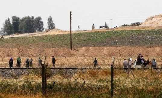 Sınır bölgesinde 2 kişi ölü bulundu