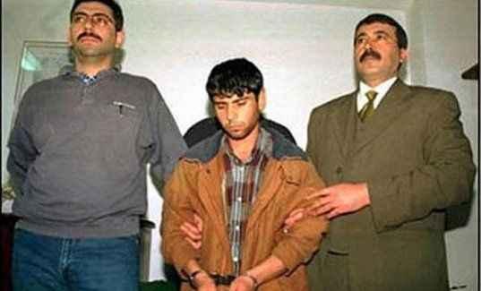 6 kişiyi öldürdü, firar etti, yakalandı