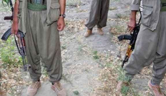 """PKK'lı teröristin """"kaçış planı"""" tutmadı"""