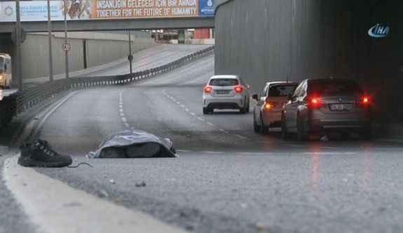 Otomobilin çarptığı vatandaş hayatını kaybetti