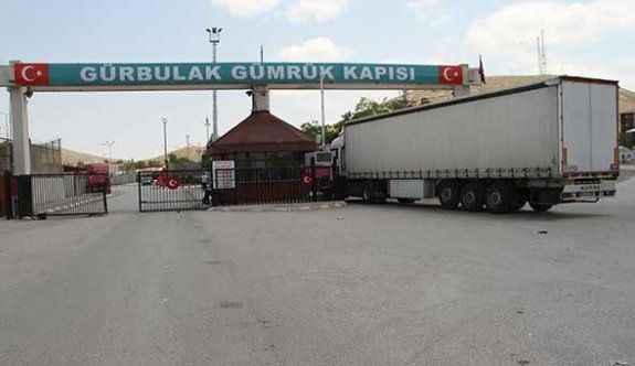 Flaş sınır kapısı giriş-çıkışa kapatıldı