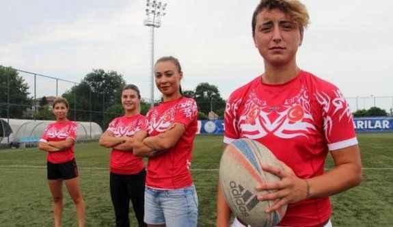 Türkiye ikincisi olan kadın ragbi takımı destek bekliyor
