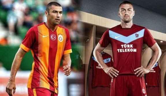 Trabzonspor'un kasasını Galatasaray doldurdu