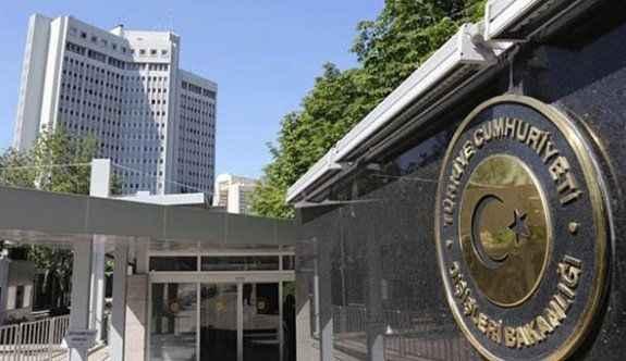 Dışişileri Bakanlığı 300 diplomatı Türkiye'ye çağırıldı
