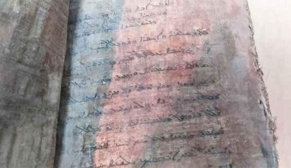 El yazması tarihi İncil ele geçirildi