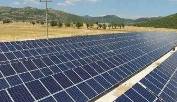 """""""Güneş Enerji Santrali"""" üretime hazır"""
