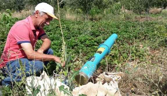 Çiftçilerin yeni silahı: Domuzsavar