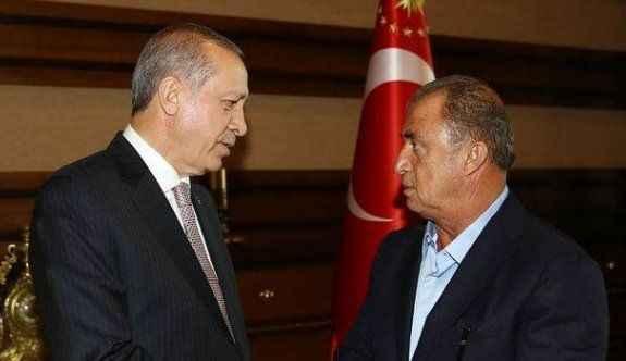 Erdoğan'dan yıldız futbolcu için Terim'e rica