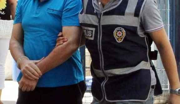 23 polis gözaltına alındı