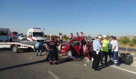Feci kaza: Aileden 2 kişi sağ kurtulabildi