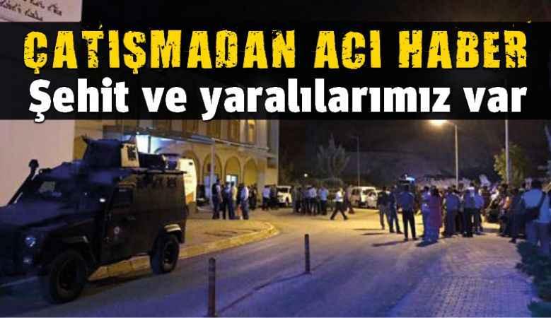 Mardin'deki çatışmadan acı haber: 2 şehit, 6 yaralı