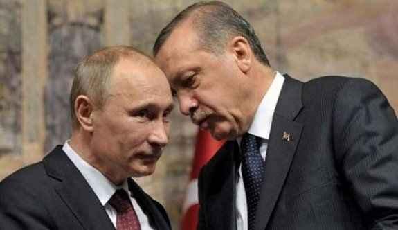 Putin'den çarpıcı Fırat Kalkanı yorumu