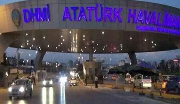 Atatürk Havalimanı'nda rahatlatan haber!