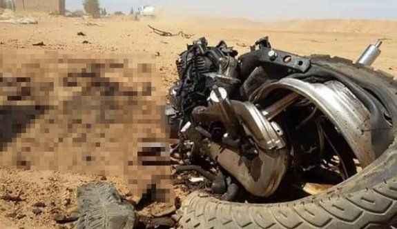 Canlı bomba saldırısı: 5 ÖSO askeri öldü