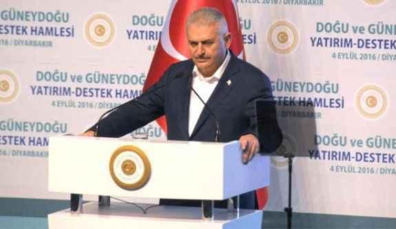 Başbakan Yıldırım Demirtaş'a sert çıktı