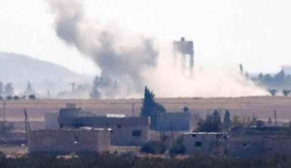 Suriye'de flaş gelişme: Karı koca kendini patlattı