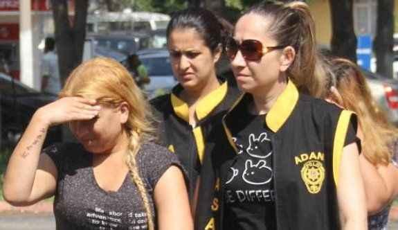 İki kadına fuhuş gözaltısı