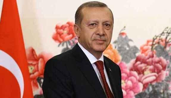 Cumhurbaşkanı Erdoğan Çin'de konuşuyor