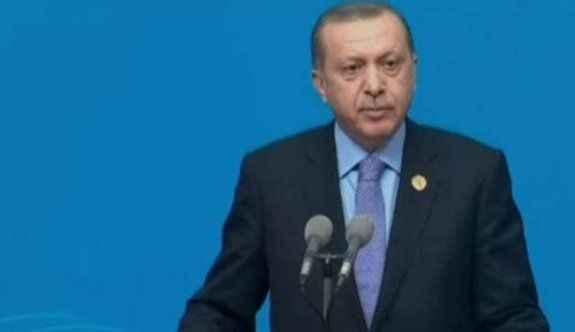 Erdoğan'dan dünya liderlerine çağrı