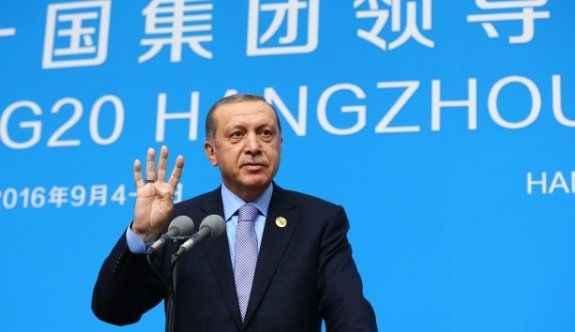 Cumhurbaşkanı Erdoğan'dan önemli Halep açıklaması