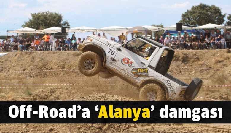 Off-Road'a 'Alanya' damgası