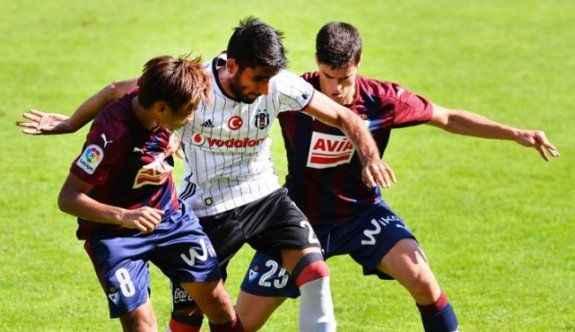 Beşiktaş'tan Aras Özbiliz açıklaması