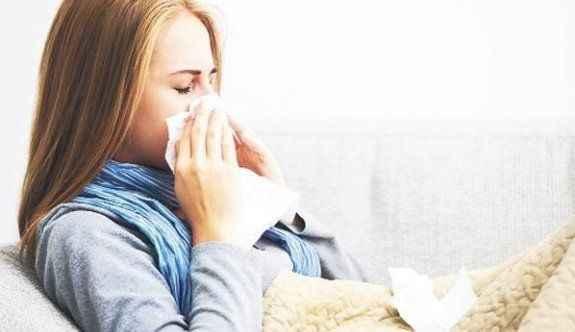 Soğuk algınlığına dikkat