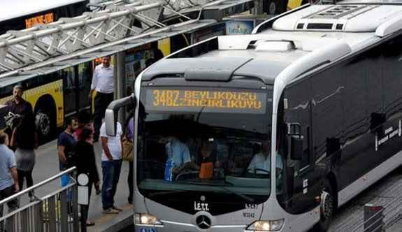 Metrobüs şoförü klima yüzünden tartıştığı yolcuyu bıçakladı