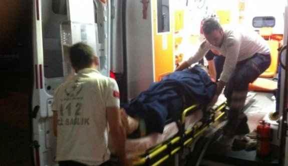 Korkunç ölümlü kaza: 50 metrelik uçuruma uçtu