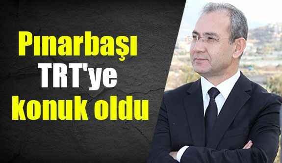 Pınarbaşı TRT'ye konuk oldu
