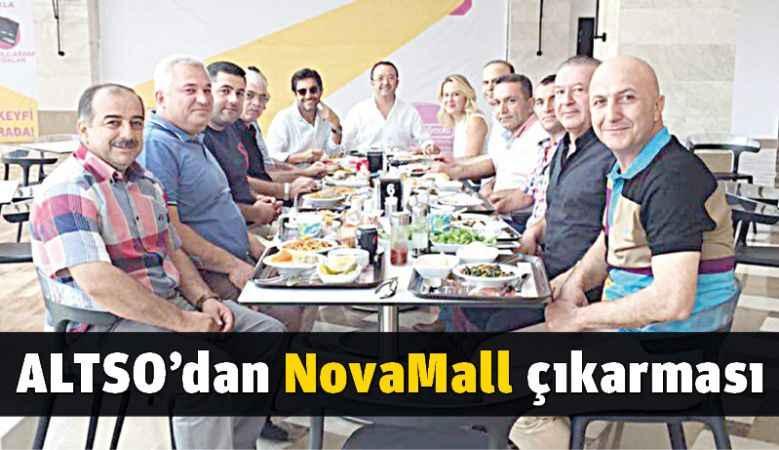 ALTSO'dan NovaMall çıkarması