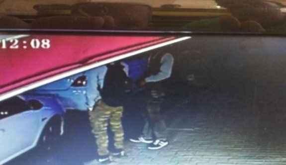 2 gecede 11 işyerini soyan hırsızları güvenlik kameralarına yakalandı