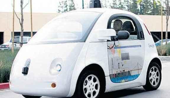Google'ın aracı polisten kaçabilecek!