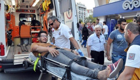 Silahlı saldırı: 5 yaralı