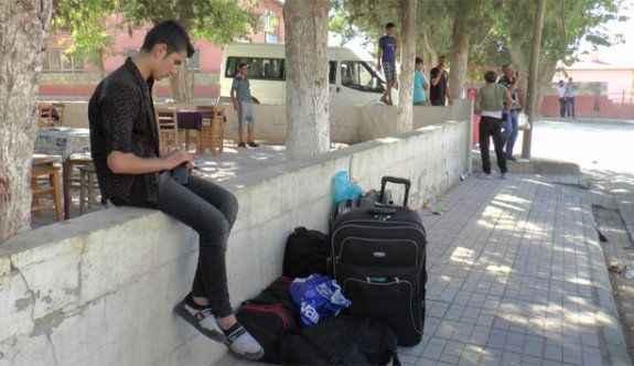 Suriyeli geçişi devam ediyor
