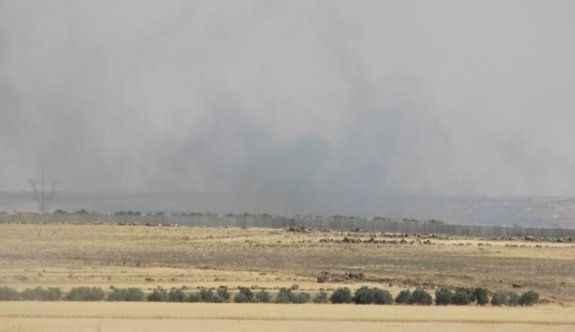 Uçaklar, IŞİD hedeflerini vurdu