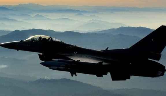 Hava harekatında 29 terörist öldürüldü