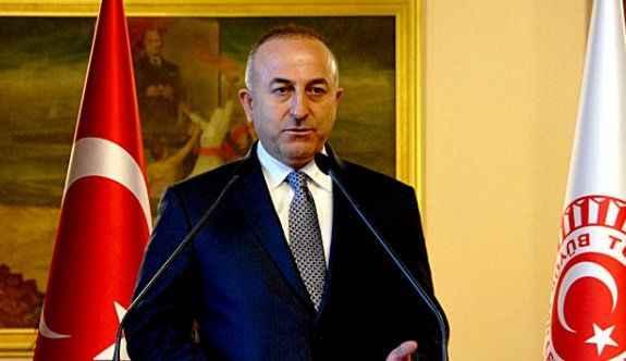 Bakan Çavuşoğlu, ABD Dışişleri ile görüştü
