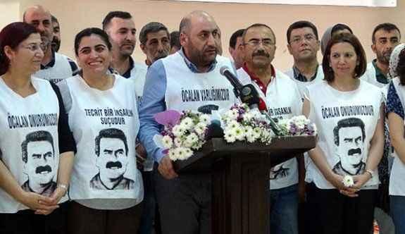 'Açlık grevine devam edeceğiz'