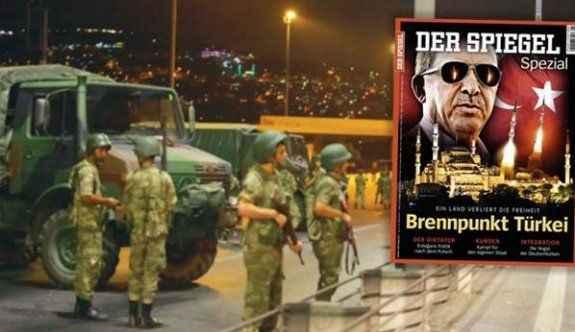 Der Spiegel'den küstah yayın
