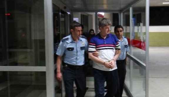 Mesut Yılmazer tutuklandı
