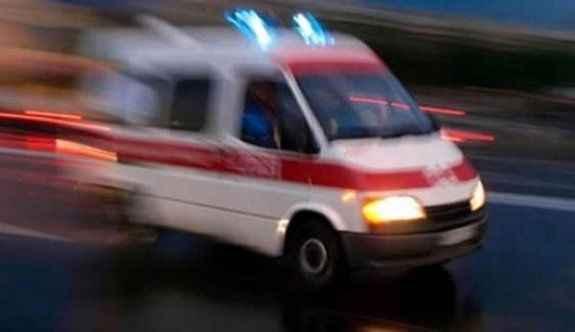 Kurban keserken kalp krizi geçirdi