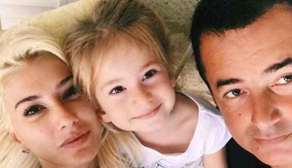 Acun'dan ilk aile fotoğrafı