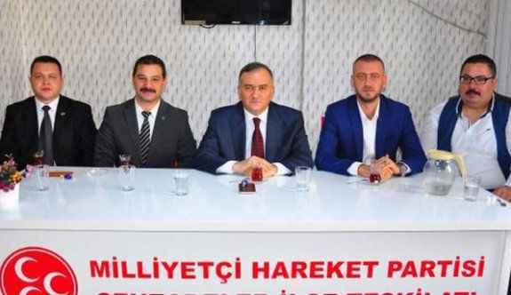MHP'li vekilden Öcalan tepkisi