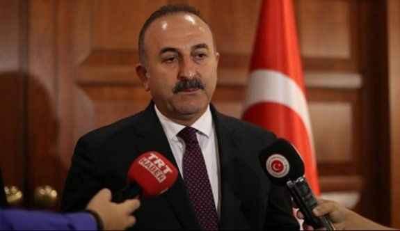 Çavuşoğlu: 'Büyükelçiniz görevini adam gibi yapacak'