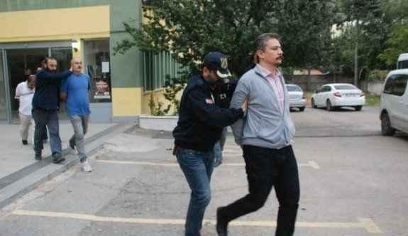 HDP Eş Genel Başkan Yardımcısı ile birlikte 6 kişi tutuklandı