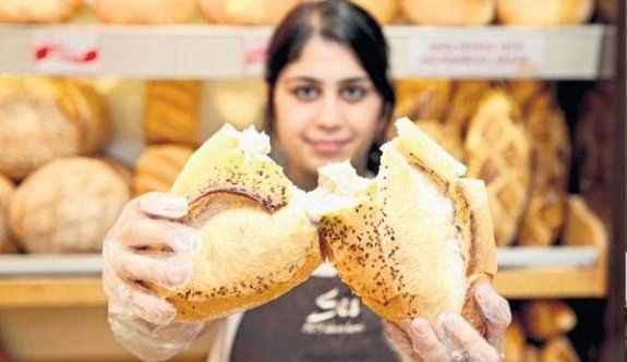 Ekmek marketten yine 3 taksitle alınabilecek