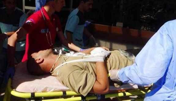 Operasyonda sıcak gün: Bir Türk askeri de yaralı...