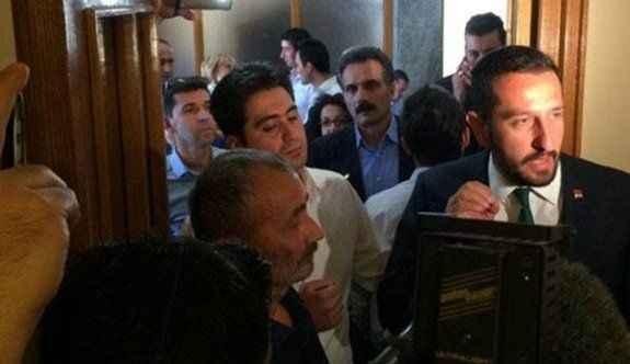 Meclis'te gerginlik! CHP'li vekil yine tartıştı