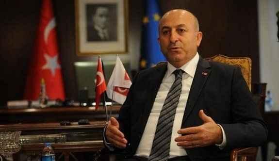 Çavuşoğlu, CNN International'a konuştu